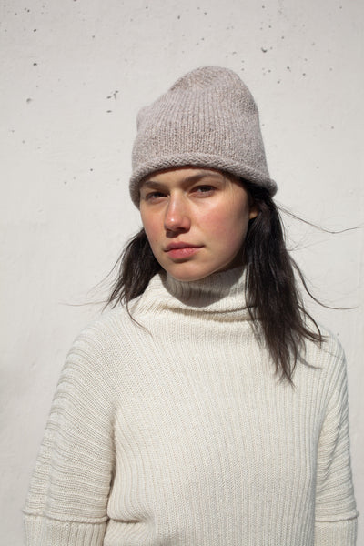 Lauren Manoogian Crown Beanie | Oroboro Store | Brooklyn, New York