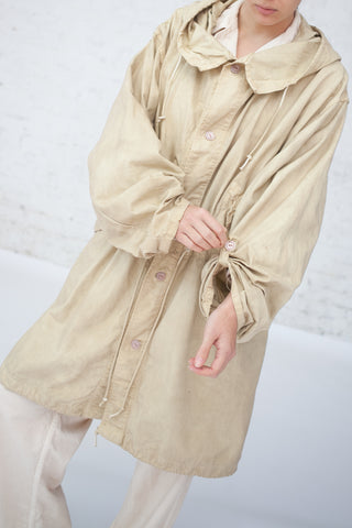 As Ever Fishtail Parka in Khaki | Oroboro Store | New York, NY