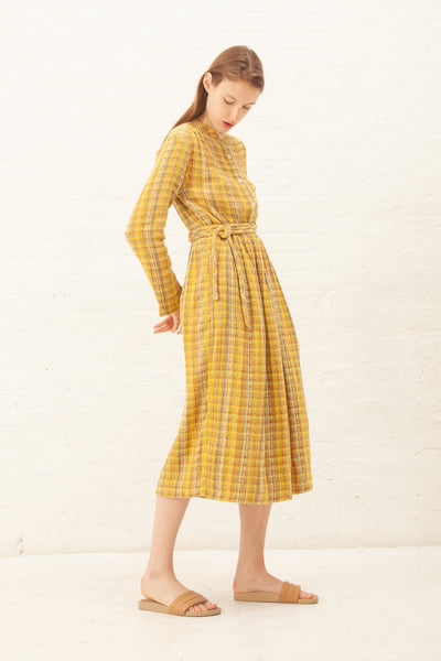 Ace & Jig Grace Dress in Amber | Oroboro Store | New York, NY