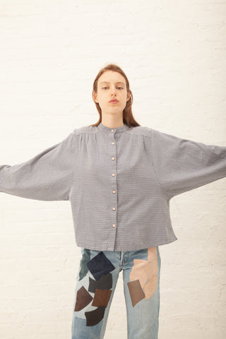 Ace & Jig Barrett Blouse in Rockaway | Oroboro Store | New York, NY