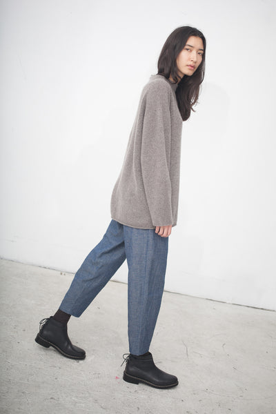 Layering Pant in Chambray