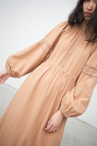 Kalea Dress in Clay