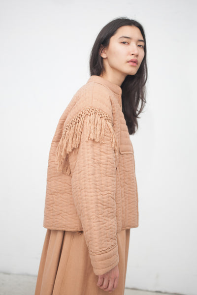 Kibo Jacket in Clay