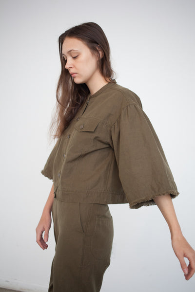 Kloe Jacket in Olive