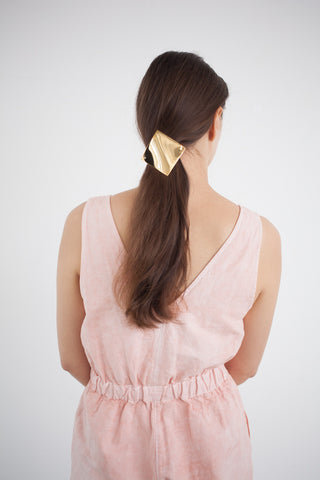 Sylvain Le Hen Square Barrette 084 | Oroboro Store | Brooklyn, New York