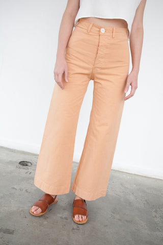 Jesse Kamm Sailor Pant in Skin Tone | Oroboro Store | Brooklyn, New York
