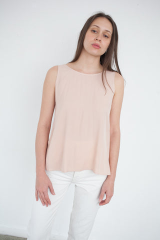 Jesse Kamm Palma Top in Blush | Oroboro Store | Brooklyn, New York