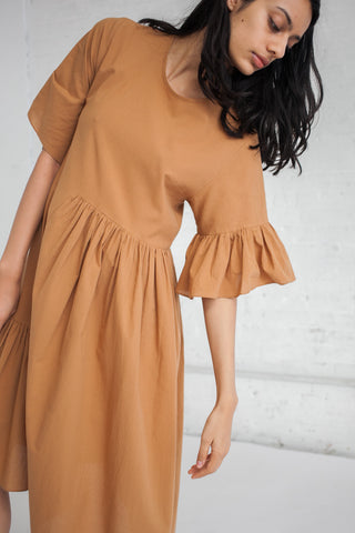Correll Correll Coco Two Dress in Bronze | Oroboro Store | Brooklyn, New York
