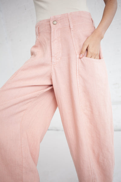 69 Bell Pant in Dusty Rose | Oroboro Store | Brooklyn, NY