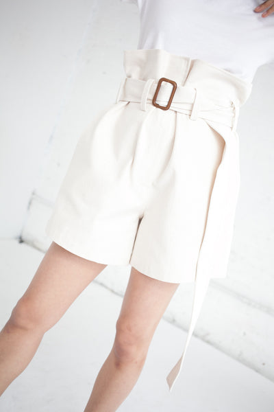Dover Short in Japanese Cotton Canvas