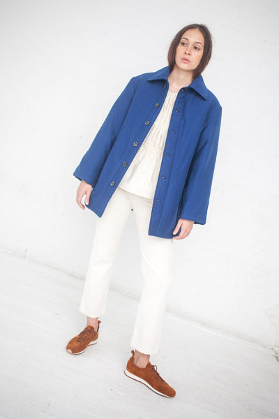 Caron Callahan Paddington Jacket in Indigo | Oroboro Store | New York, NY