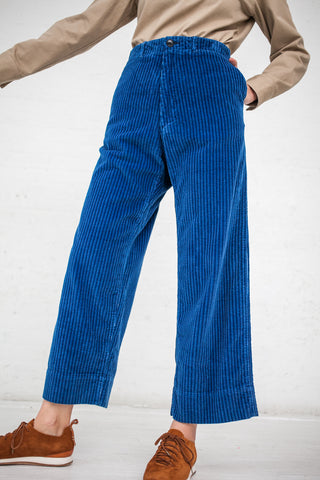 Caron Callahan Greene Pants in True Indigo | Oroboro Store | New York, NY