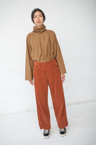 Pomona Pant in Fudge