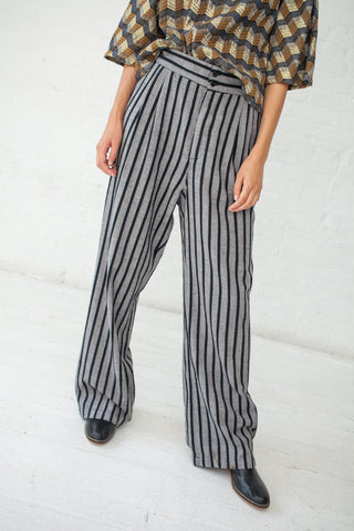 Ace & Jig Kate Trouser in Concrete | Oroboro Store | New York, NY