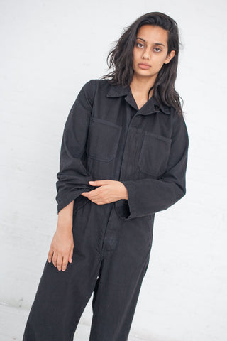 As Ever Zip Jumpsuit in Sage | Oroboro Store | New York, NY