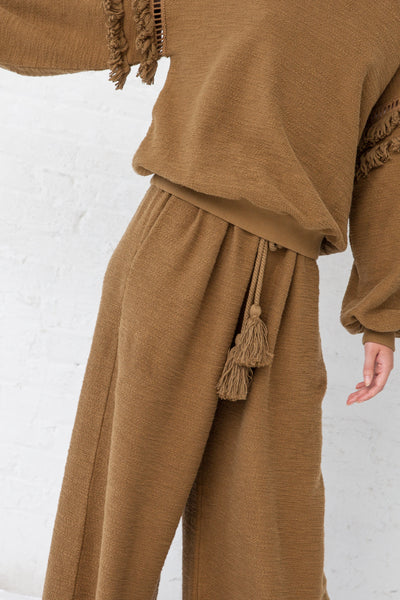Ulla Johnson Ayana Pant in Army | Oroboro Store | New York, NY