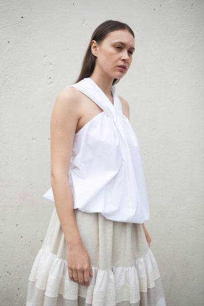 Bibi Top in White