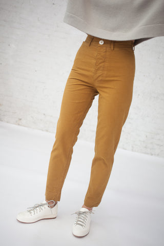 Jesse Kamm Ranger Pant in Tobacco | Oroboro Store | New York, NY