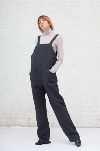 Baserange Duffy Overall in Petrolium | Oroboro Store | New York, NY