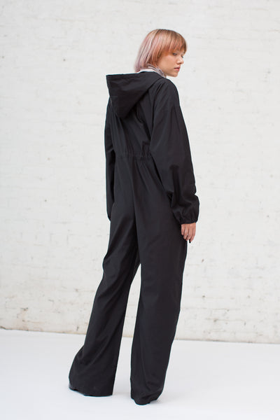 Hujui Jumpsuit in Black