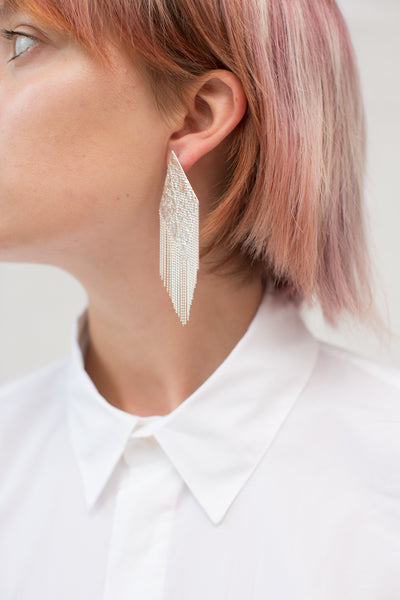 Parallelogram Earrings