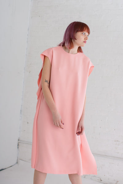 Louise Dress in Blush