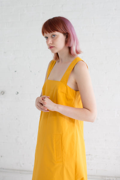 Romy Pinafore in Sunrise