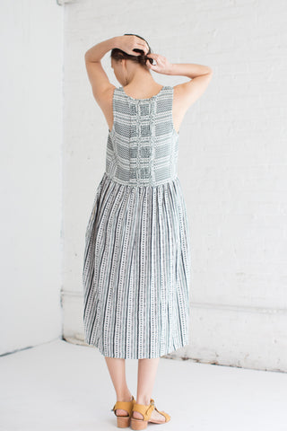 Ace & Jig Soiree Dress in Highland | Oroboro Store | Brooklyn, New York