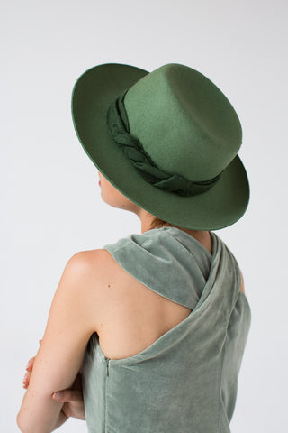 Pisano Wool in Green