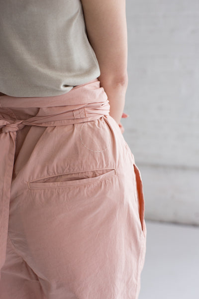 Wrapped Pants in Pink