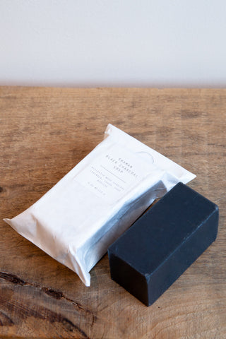 Binu Binu Shaman Black Charcoal Soap | Oroboro Store | Brooklyn New York