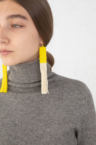 Salihah Moore Alice Earrings , Oroboro Store , New York, NY