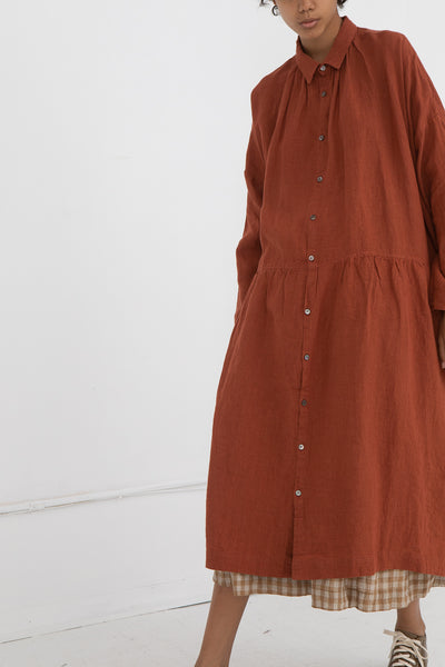 Dress in Renga Linen