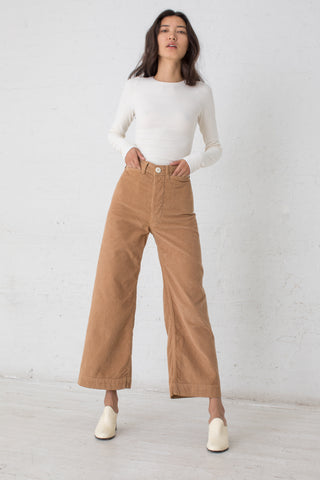 Jesse Kamm Sailor Pant in Palomino | Oroboro Store | New York, NY