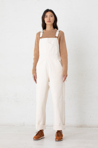 Jesse Kamm Overalls in Natural | Oroboro Store | New York, NY