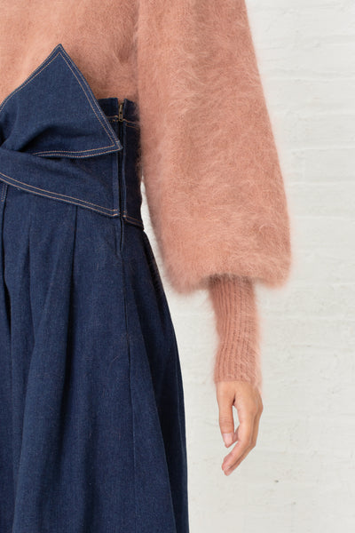 Ulla Johnson Labelle Pullover in Old Rose | Oroboro Store | New York, NY