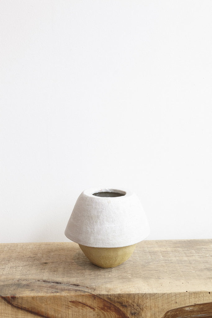 BZIPPY Small Round Vase | Oroboro Store | Brooklyn, New York