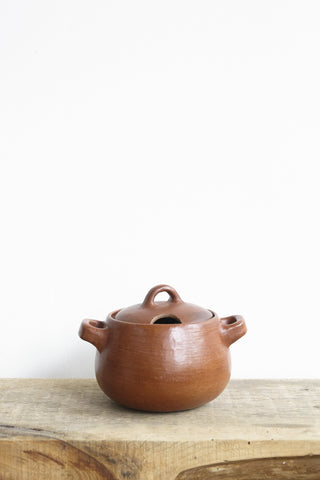 Colectivo 1050° Small Elia Pot in Red Clay | Oroboro Store | Brooklyn, New York