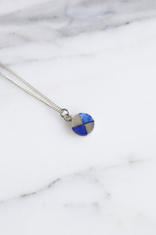 Ursa Major Ray Pendant in Lapis | Oroboro Store | Brooklyn, New York