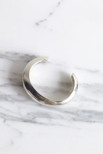 Ursa Major Cori Cuff in Sterling Silver | Oroboro Store | Brooklyn, New York