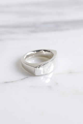Ursa Major Fonda Ring in Sterling Silver | Oroboro Store | Brooklyn, New York