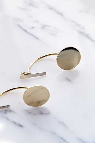 Quarry Virzi Earrings | Oroboro Store | Brooklyn, New York