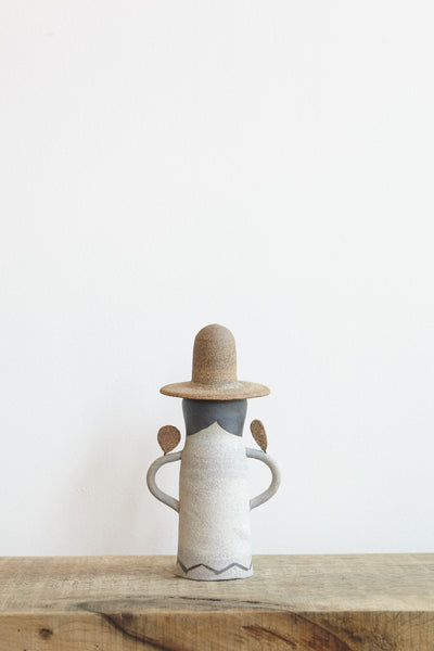 Heidi Anderson Medium Lady Totem | Oroboro Store | Brooklyn, New York