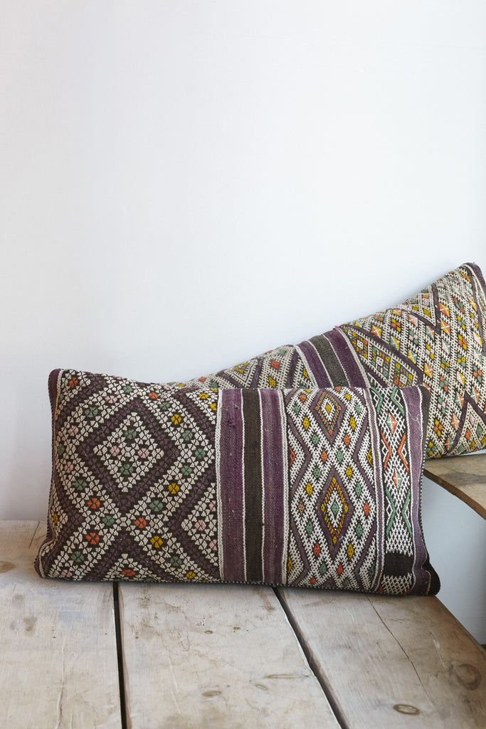 Moroccan Pillows Large | Oroboro Store | Brooklyn, New York