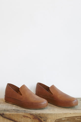 FEIT Hand Sewn Slipper in Cuoio | Oroboro Store | Brooklyn, New York