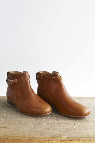 Oroboro - Dieppa Restrepo Mer Boot in Honey Whiskey