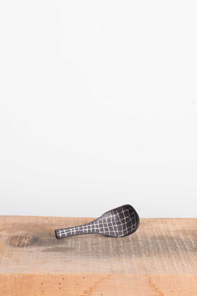 Paula Greif Dark Spoons | Oroboro Store | Brooklyn, New York