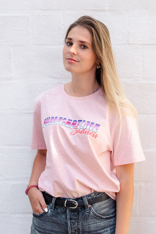 Summertime Sadness Tee (pink/unisex)