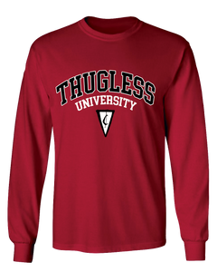 Thugless University Long Sleeve T