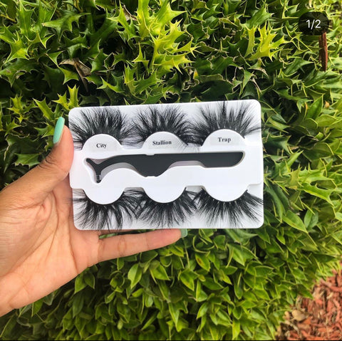 Foreign Pack (Mink Lashes)